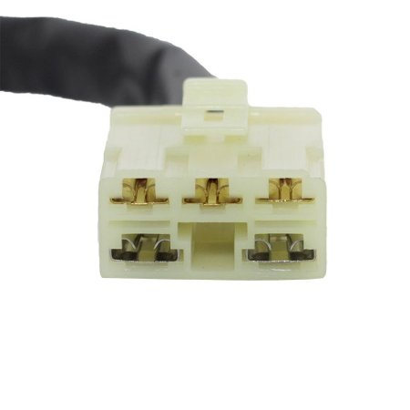 Conector Regulador Retificador Lead 110 09-16