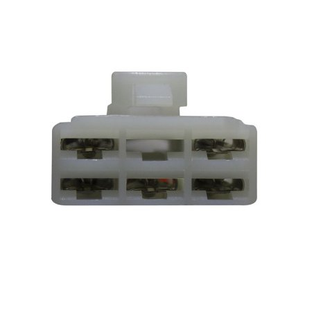 Conector Regulador Retificador Virago Xv 250 95-09