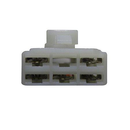 Conector Regulador Retificador R6 Yzf 600 97-05
