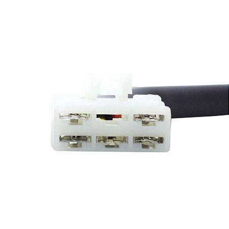 Conector Regulador Retificador Riva 150 12-16