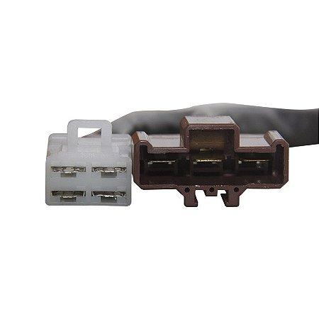 Conector Regulador Retificador Beverly 250 06-09