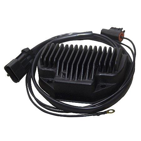 Regulador Retificador de Voltagem V Rod 02-07 Chiaratto