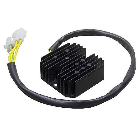 Regulador Retificador de Voltagem XR 650 Chiaratto