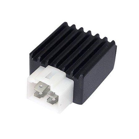 Regulador Retificador de Voltagem CG 125 FAN 00-08 Chiaratto