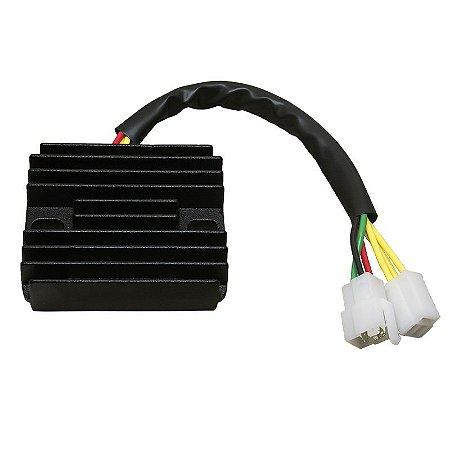 Regulador Retificador de Voltagem JL Moby 50 Chiaratto