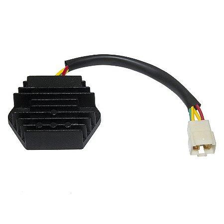 Regulador Retificador de Voltagem Mirage 150 Chiaratto
