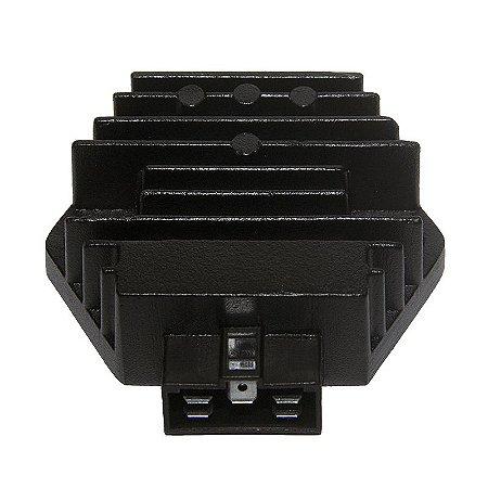 Regulador Retificador de Voltagem YBR 150 Factor 16-17  Chiaratto