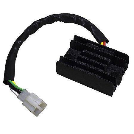 Regulador Retificador de Voltagem MAX 125 Chiaratto