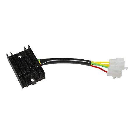 Regulador Retificador de Voltagem STX 200 Motard Chiaratto