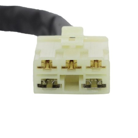 Conector Regulador Retificador de Voltagem CBR 600 F 91-00  Chiaratto