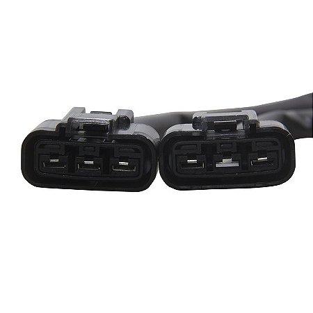 Conector Regulador Retificador de Voltagem GTI 155 08-15 Chiaratto