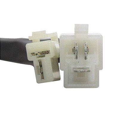 Conector Regulador Retificador de Voltagem Burgman 125 06-18 Chiaratto
