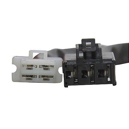 Conector Regulador Retificador de Voltagem RSV4 R 09-13 Chiaratto