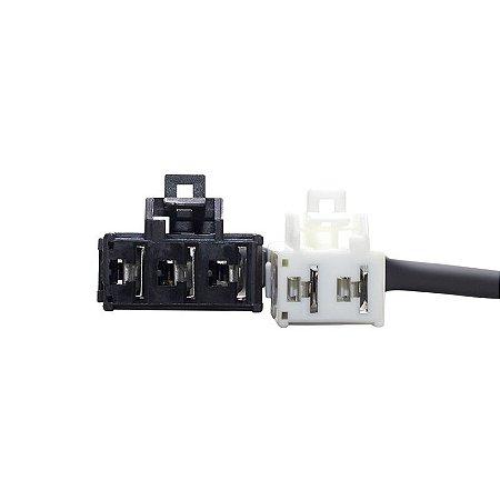 Conector Regulador Retificador de Voltagem CBR 1000 RR Fire Blade 04-07 Chiaratto