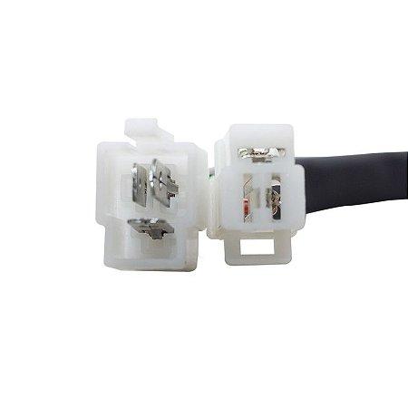Conector Regulador Retificador de Voltagem JL Fly 135 Chiaratto