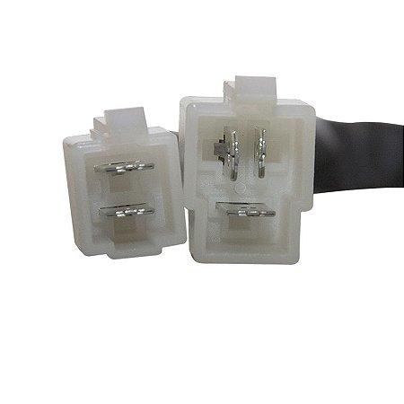 Conector Regulador Retificador de Voltagem Horizon 250 13-14 Chiaratto