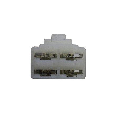 Conector Regulador Retificador de Voltagem Action 100 Chiaratto