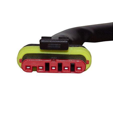 Conector Regulador Retificador de Voltagem Sherco 200 4T 13-18 Chiaratto