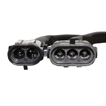 Conector Regulador Retificador de Voltagem Sportster LE DI 04-06 Chiaratto