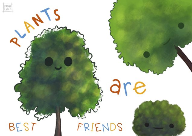 Plants are Best Friends