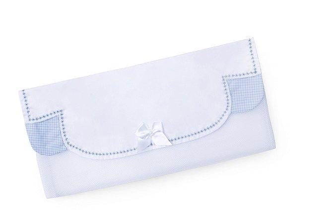Embalagem - Saída de Maternidade - Azul