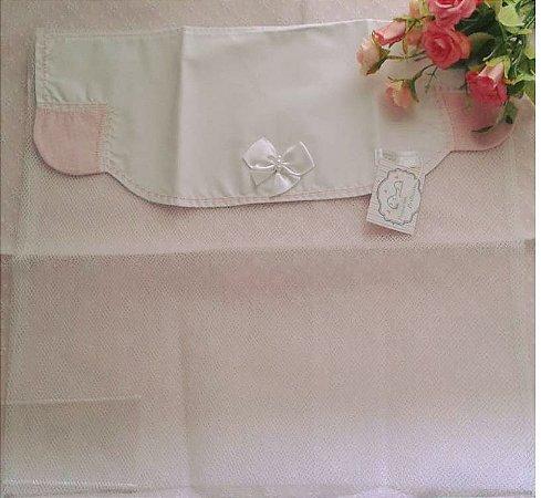 Embalagem - Saída de Maternidade - Rosa