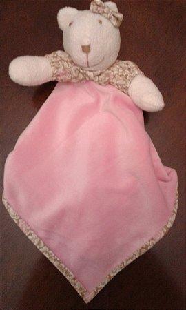Naninha Cheirinho para Bebê - Rosa