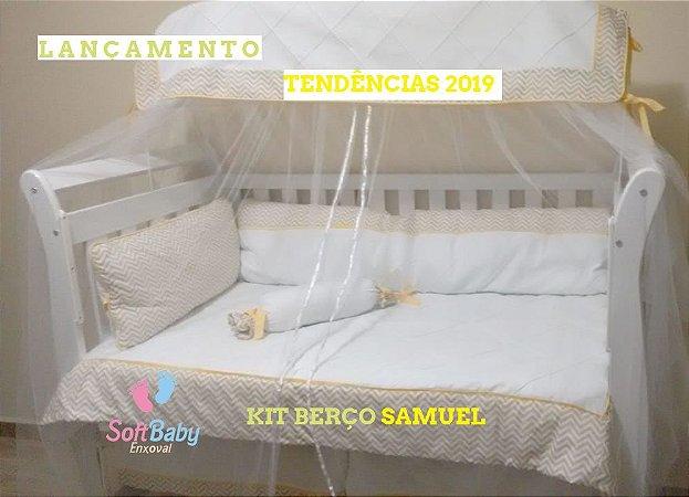 Kit Berço Samuel - 5 peças