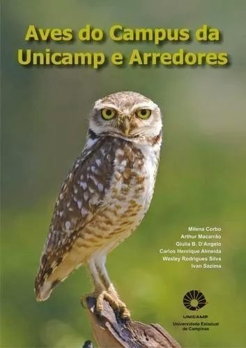 Aves do Campus da UNICAMP e arredores