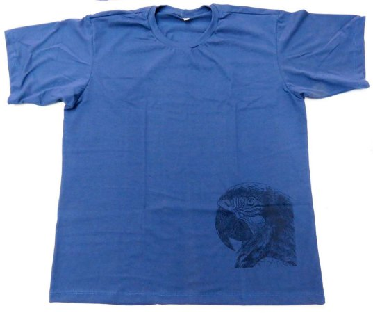 Camiseta modelo Arara - Maritaca Expeditions