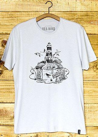 Camiseta Lagoa do Peixe – Yes Bird