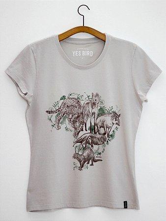 Camiseta Big Five Brasil - Yes Bird