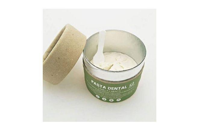 Pasta Dental Natural e Vegana de Menta 60g Unevie