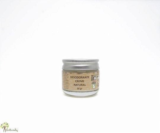 Desodorante em Creme Natural e Vegano 30g Bhava