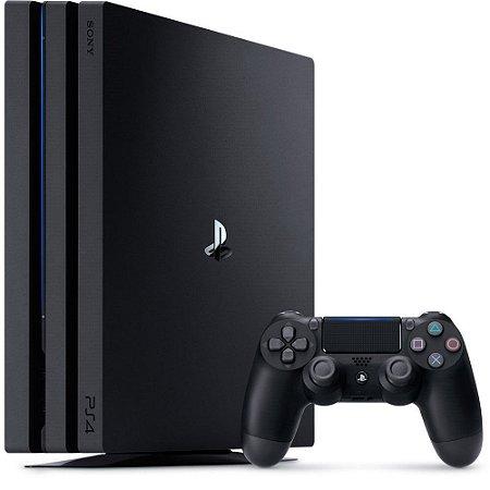 Playstation 4 Pro Ps4 1tb 4k - UHD