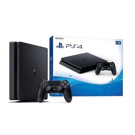 PlayStation Slim 4 1TB