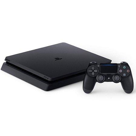 PlayStation 4 Slim 500GB - Preto