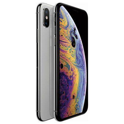 "Apple iPhone XS Max 512GB Super Retina Oled de 6.5"" 12MP/7MP Ios - Prata"