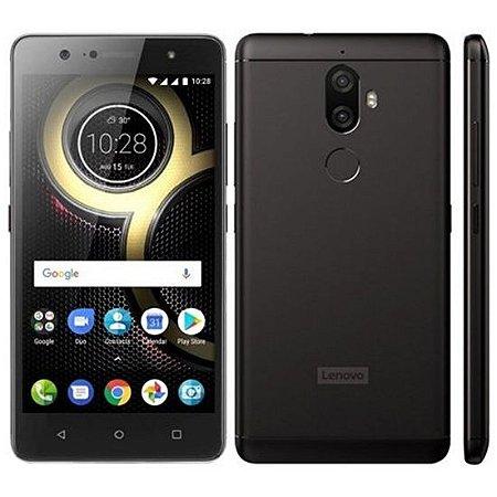 Smartphone Lenovo K8 Plus Dual Chip 32GB 4G - Preto
