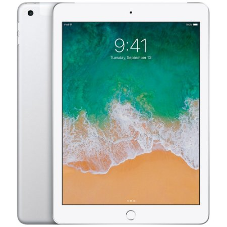 Apple Ipad 2018 MR732CL/A 128GB - Prata