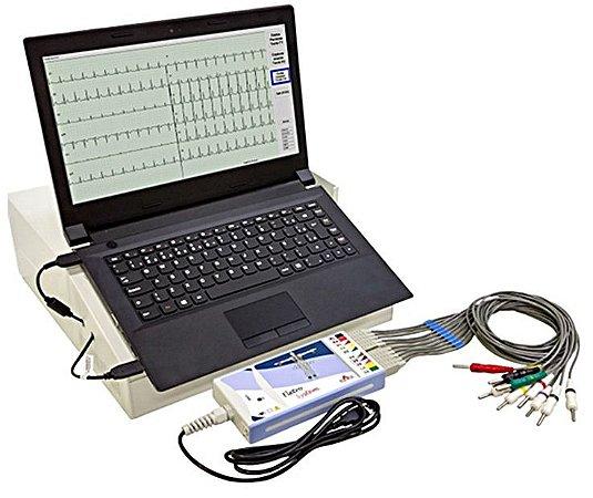 Módulo de aquisição de ECG Eletrocardiografia