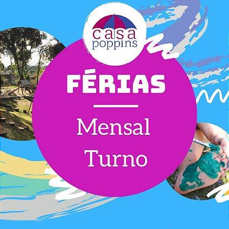 URCA - Mensal meio período - Colônia de Férias - Verão 2019/20