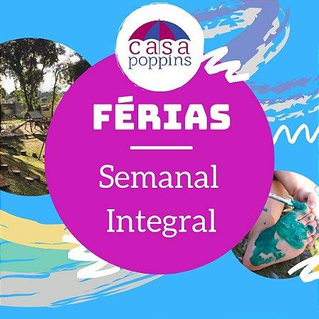URCA - Semanal integral - Colônia de Férias - Inverno/19