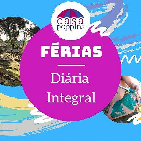 URCA - Diária integral - Colônia de Férias  - Inverno/19