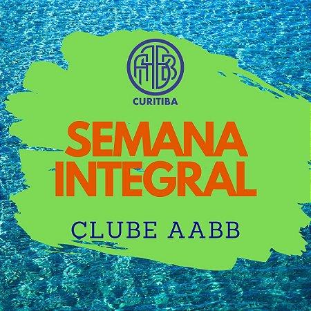 AABB - Semanal integral - Colônia de Férias - Verão 2019/20