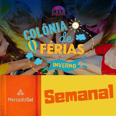 Mercado SAL - Semanal - Colônia de Inverno 2019