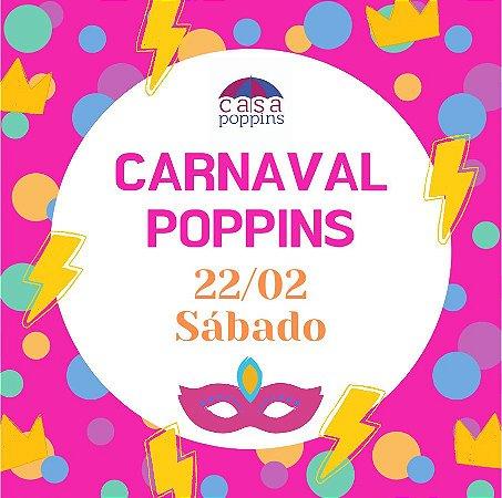 Carnaval no quintal!