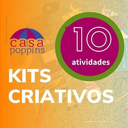 10 kits criativos (e uma surpresa)