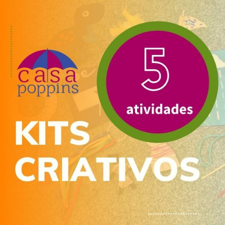 5 kits criativos