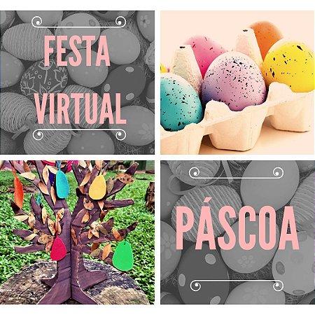 Festa Virtual PÁSCOA